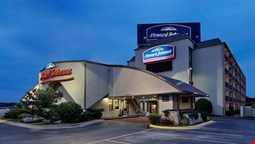 Howard Johnson Express Arlington
