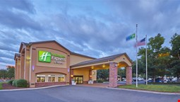 Holiday Inn Express Hotel & Suites Eugene/Springfield-East