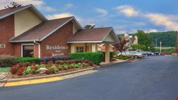 Residence Inn Charlotte South at Interstate 77/Tyvola Road