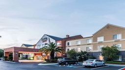 Fairfield Inn By Marriott Savannah I-95 South