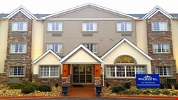Microtel Inn and Suites Greenville
