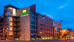 Holiday Inn Express Glasgow City Centre Riverside