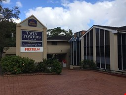 Best Western Twin Towers Inn