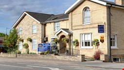 Best Western Claydon Country House Hotel