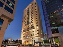 Howard Johnson Hotel - Diplomat Abu Dhabi AE