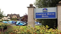 Best Western Glasgow Stepps Garfield House Hotel