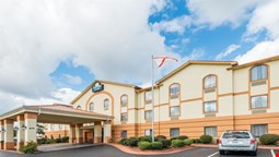 Days Inn and Suites Prattville-Montgomery