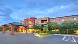 Courtyard by Marriott Manchester - Boston Regional Airport