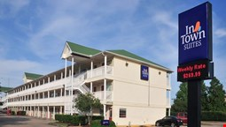 InTown Suites of New Orleans-Harvey