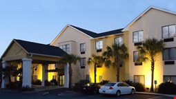 Best Western Magnolia Inn And Suites