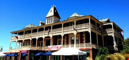 Grand Pacific Hotel and Apartments