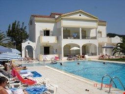 Marylin Apartments Corfu