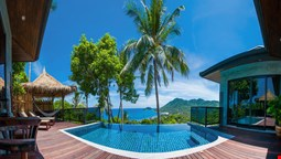 Koh Tao Heights Pool Villas