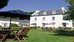 Hallgarth Manor Hotel