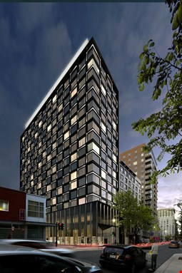 Hotel Monville opening July 2017