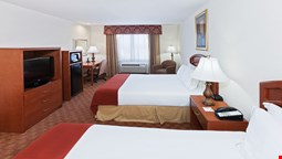Holiday Inn Express Big Springs