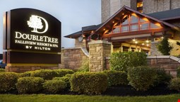 DoubleTree Fallsview Resort & Spa by Hilton Niagara Falls
