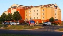 Fairfield Inn and Suites by Marriott Lawton