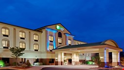 Holiday Inn Express and Suites Newton