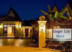 The Ginger Lily Hotel