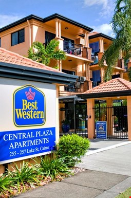 Best Western Central Plaza Apartments Cairns