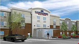 Candlewood Suites Portland Airport
