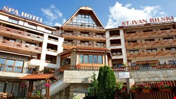 St. Ivan Rilski Hotel, Spa & Apartments