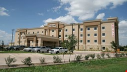 Hampton Inn and Suites Cleburne