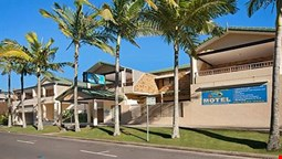 Byron Bay Side Central Motel