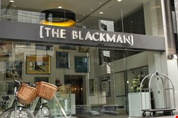 Art Series-The Blackman