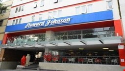 Howard Johnson Hotel Alameda Mexico City