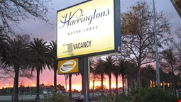 Harringtons Motor Lodge