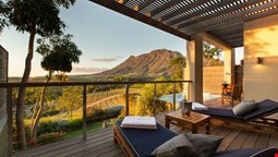 Delaire Graff Lodges And Spa