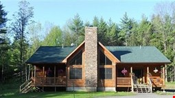 The Log Cabin Bed & Breakfast