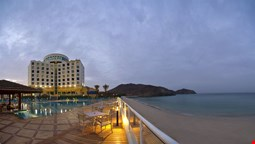 Oceanic Khorfakkan Resort And Spa