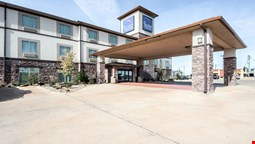 Sleep Inn & Suites Hennessey