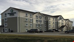 WoodSpring Suites Dickinson