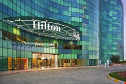Hilton Capital Grand Abu Dhabi
