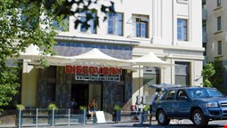 Discovery Melbourne Hostel
