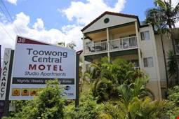 Toowong Central Motel