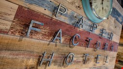 The Paper Factory Hotel