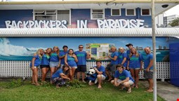 Backpackers in Paradise - Hostel